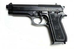 Replika pistoletu TAURUS PT92 BK
