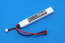 Akumulator Redox LiPo 1200 mAh 7,4V 20C