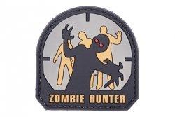 Naszywka 3D – Zombie Hunter - foliage/tan