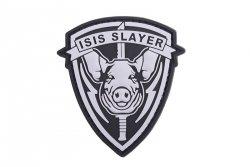 Naszywka 3D - ISIS Pig
