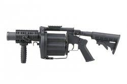 ICS - Replika granatnika rewolwerowego ICS-190 MGL