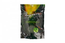 Rockets - Kulki BIO 0,20g 1kg - DARK GREEN