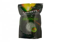 Kulki Rockets Professional BIO 0,20g - 0,5kg - DARK GREEN