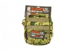Zasobnik NP PMC Medium Zipped Util Pouch - NP Camo