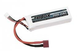 Redox - Akumulator LiPo 7,4V 2000mAh 20C