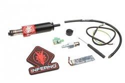 Konwersja HPA Inferno gen.2 (cylinder) - edycja z elektroniką Premium i rozszerzeniem Bluetooth