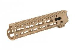 Chwyt przedni M1 typu KeyMod 259mm - tan