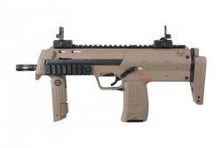 Replika pistoletu maszynowego MP7A1 - tan