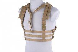 Kamizelka taktyczna High Speed Vest QD - tan