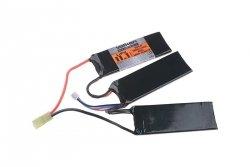 Akumulator LiPo 11,1V Valken Energy 1600mah 20C (3-modułowy)