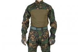 Combat shirt - SS-Lieto