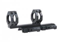 Montaż lunety RIS QD 25mm Dual Lever