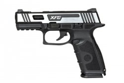 ICS - Replika BLE XFG - czarny/srebrny