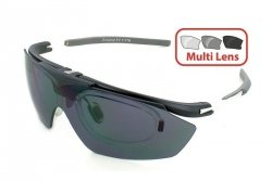 Evolution Eyewear - Okulary Hawk RX (Zestaw)