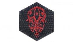 Combat-ID - Naszywka Darkman - Czerwony - Gen I