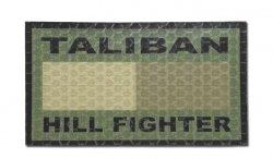 Combat-ID - Naszywka Taliban Hill Fighter - OD - Gen I