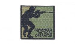Combat-ID - Naszywka Tactical Operator - OD / CT - Gen I