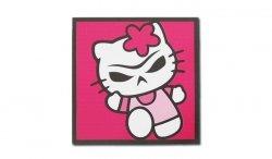 Combat-ID - Naklejka - Evil Kitty