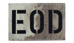 Combat-ID - Naszywka EOD - A-TACS AU - Gen II