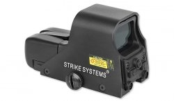 Strike Systems - Kolimator E551 Red/Green Dot Sight - 16833