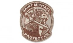 MIL-SPEC MONKEY - Morale Patch - Saint-M Modern - Desert