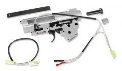 Arma Tech - Szkielet gearboxa MSW - Ver.3 - 8 mm - Tył - APGC002