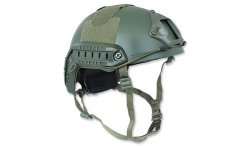 Strike Systems - Hełm FAST Strike Helmet - Zielony OD - 18385