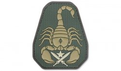 MIL-SPEC MONKEY - Morale Patch - Scorpion Unit - PVC - Multicam