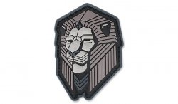 MIL-SPEC MONKEY - Morale Patch - Industrial Lion - PVC - Urban