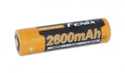 Fenix - Akumulator Li-ion 18650 2600mAh 3,6V - ARB-L18-2600
