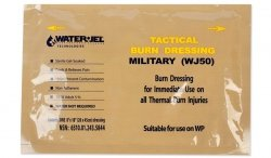 Water-Jel - Sterylny opatrunek na oparzenia - 20 x 45 cm