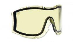 Bolle - Wizjer X1000 Dual Lens - Żółty - FAX1DEJ