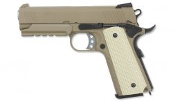 WE - Replika SOCOM 4.3 - FDE - w/Rail - Full Metal