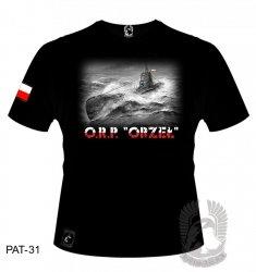 Koszulka ORP Orzeł PAT-31 [rozmiar M]