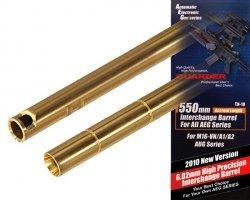 Lufa precyzyjna (550mm) 6.02mm do M16-VN/A1/A2/AUG Series [GUARDER]