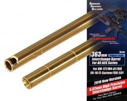Lufa precyzyjna (363mm) 6.02mm do M4 [Guarder]