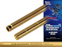 Lufa precyzyjna 6.02mm do MP5/MC51/AK-Beta o długości 229mm [GUARDER]