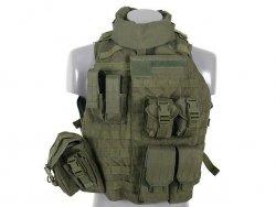 Replika kamizelki Interceptor Body Armor - Olive [8FIELDS]