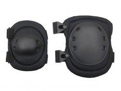 8FIELD - Ochraniacze na kolana i łokcie typu Alta - black