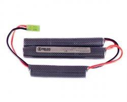 Akumulator NiMH 2300 mAh 9,6V - typ mini SF2 [8FIELDS]