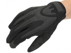 Military Combat Gloves mod. II (Size M) - Black [8FIELDS]