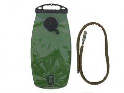 3L Wkład hydracyjny z ustnikiem z zaworem uszczelniającym - Olive [8FIELDS]