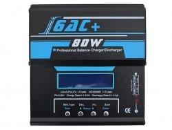 Profesjonalna ładowarka/rozładowywarka i6AC+ 80W z balanserem [IPower]