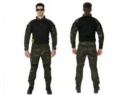 Mundur bojowy Gen2 (Rozmiar XL) - MultiCam Black [EM]