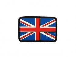 Naszywka United Kingdom PVC 1 [8FIELDS]