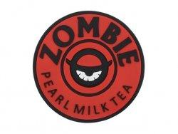 Naszywka Zombie PVC - Red [EM]