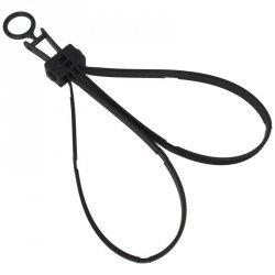 ASP - Kajdanki jednorazowe Tri-Fold Tactical 6szt. Black (56192)