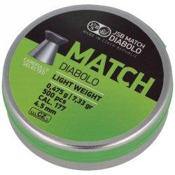 JSB - Śrut Green Match Light Weight 4,5mm 500szt.