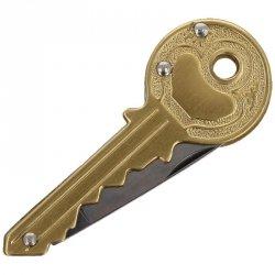 CEM - Nóż Klucz Gold Plain (CM 607/S GD)