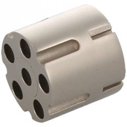 Ekol - Bęben rewolwer alarmowy kal. 6mm (Arda C-1L Satin)